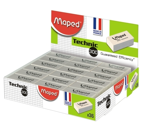 (MAP07) GOMA DE BORRAR MAPED MINITECH 1300 - LAPICES - GOMAS
