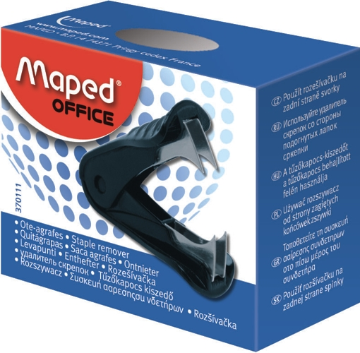 (MAP104) SACAGANCHOS MAPED STAR BOX 0111 - COMERCIAL - ORGANIZADOR DE ESCRITORIO