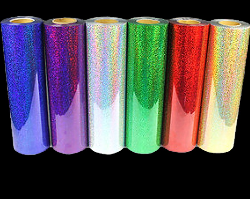 (REX962) ROLLO ADHES.45X10MTS GLITTER - PLASTICO - PAPEL CONTACT